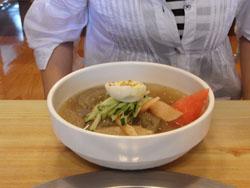 冷麺(慶州)