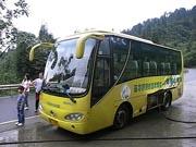 峨眉山バス