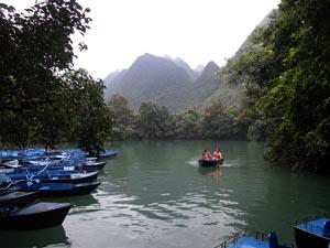 鴛鴦湖(おしどりこ)