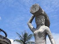 バッタンバン像