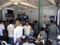 バッタンバンカフェ