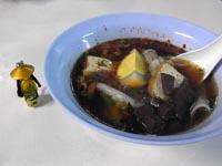 チェンマイ行きバス麺