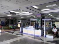 チェンマイ・ラム病院内部