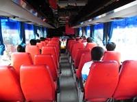 チェンマイtoスコータイバス