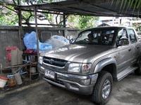 Sukhothai Guest House 車