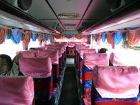 スコータイtoバンコクバス
