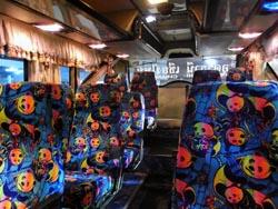 チェンマイ行きバス