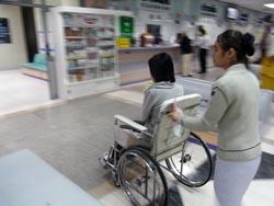 チェンマイ・ラム病院1号