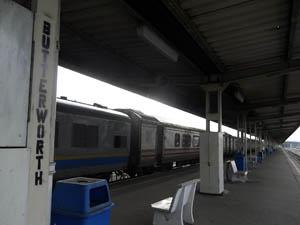 マレー鉄道電車