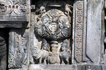 シヴァ神の祠堂