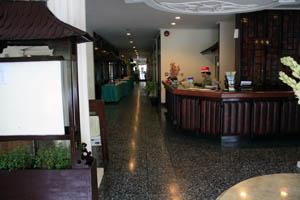Solo Inn フロント