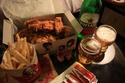 KFC チキン