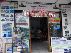 DETRI TOURIST