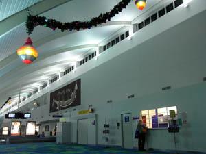 ダーウィン空港