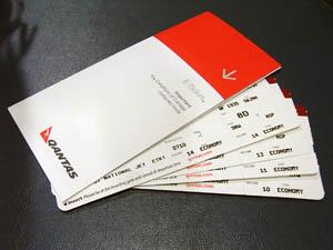 カンタス航空券