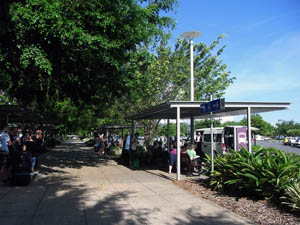 グレイハウンドバスターミナル