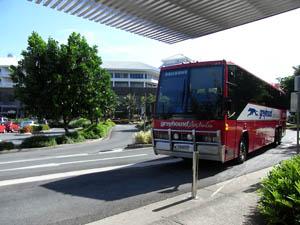 グレイハウンドバス