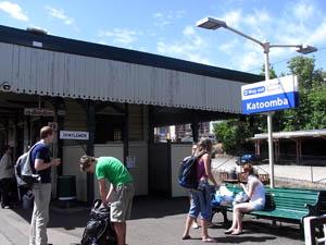 カトゥンバ駅