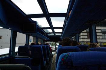 クイーンズタウンバス
