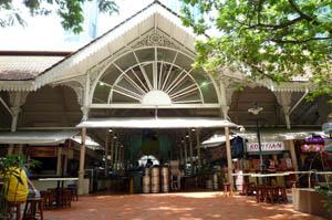 Lau Pa Sat Festival Market
