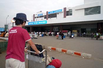 チェンナイ空港