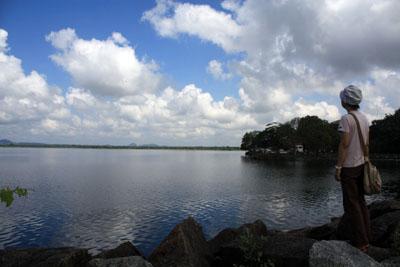 パラークラマ・サムードラ 貯水池