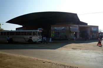 ダンブッラバスターミナル