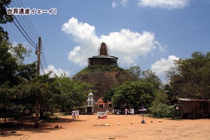 アバヤギリ仏塔
