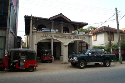LANKA VACATIONS