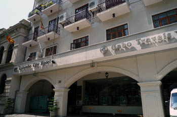 Colomb City Hotel