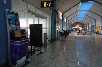 コロンボ空港 ネット