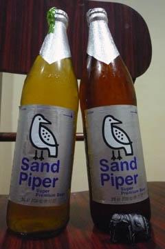 ビール SAND PIPER