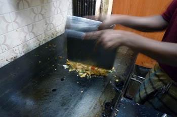 EGG Parota作り方