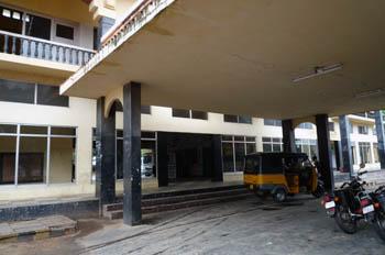 カニャークマリバスターミナル