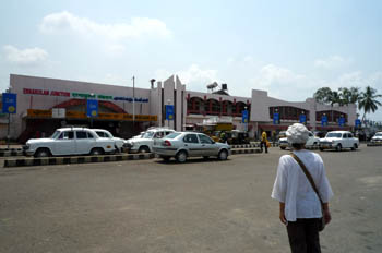 エルナクラム・タウン駅(Ernakulam Town R.S.)