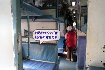 コーチン~バーダーミ電車