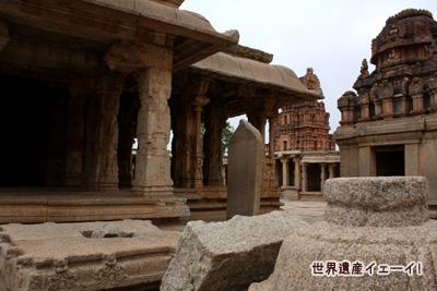 クリシュナ寺院