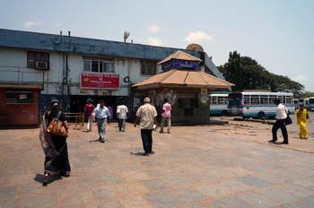 パナジ カダムバ・バスターミナル