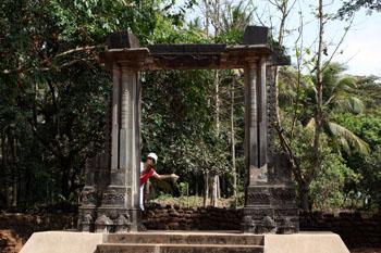 Adil Shah Palace Gateway
