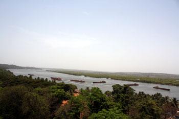 マンドヴィー川