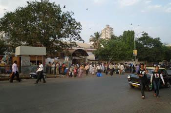 ムンバイ・セントラル駅