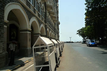 タージマハルホテル