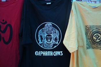 エレファンタTシャツ
