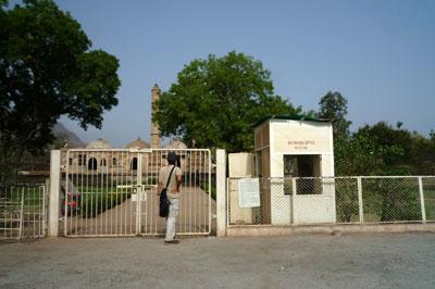 Saher ki Masjid