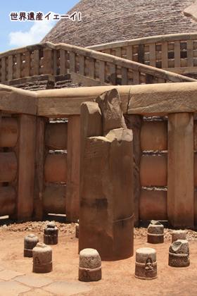 アショーカ王石柱