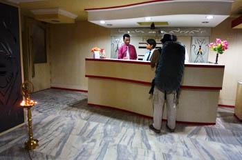 Hotel Sonali チェックアウト