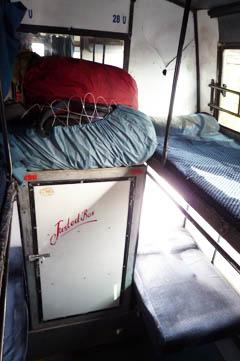 ボーパール~カジュラーホ バス