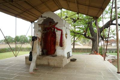 ハヌマン寺院