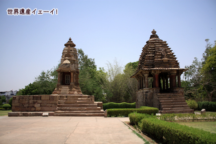 ヴァラーハ寺院&ラクシュミ寺院