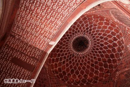 モスク天井